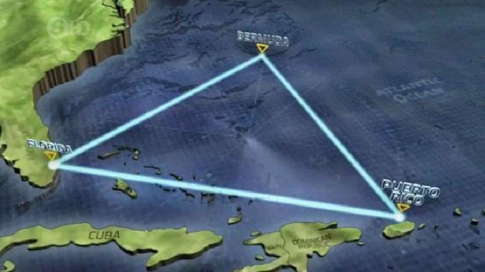 Ilmuwan Ungkap Penyebab Lain Kecelakaan Pesawat dan Kapal di Segitiga Bermuda