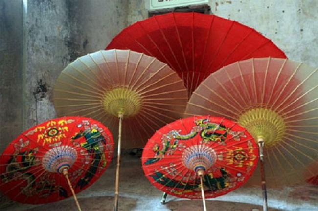 Payung buatan bangsa China (Loop)