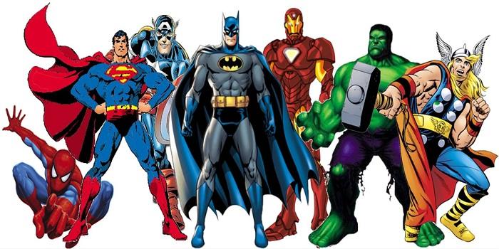 Konsep Awal Superhero-superhero Ini Ternyata Berbeda dengan Hasil Akhirnya