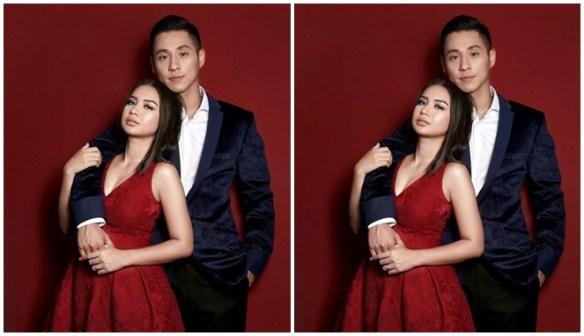 Junior Liem dan Putri Titian (Instagram)