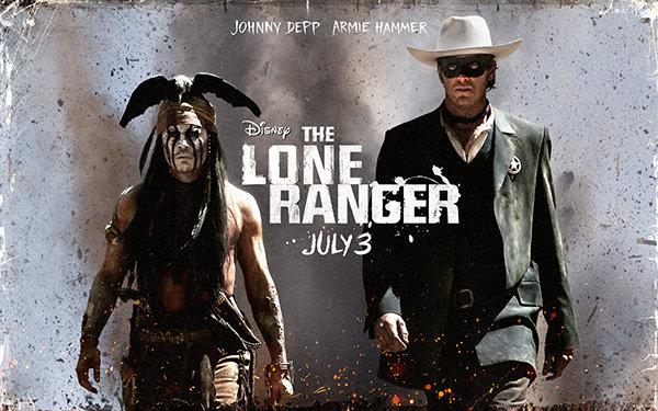Lone Ranger versi baru (Themovieblog)