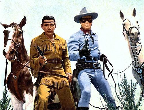 Tonto dan Lone Ranger (My Favorite Westerns)