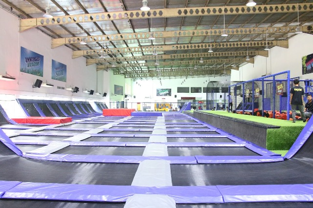 AMPED Trampolin Park (news.ishared.id)