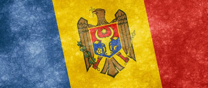 Bendera Moldova (Officeholidays)