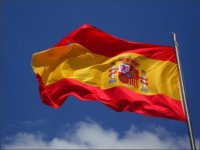 Bendera Spanyol (Berkuliah)