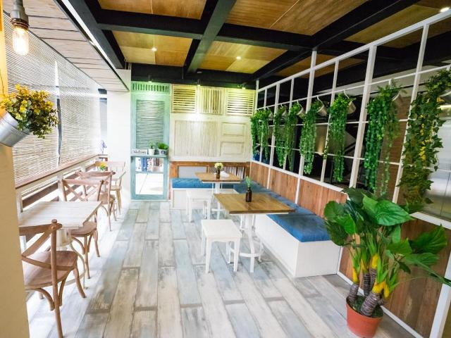Cafe di Summerbird Bed and Brasserie (klikhotel.com)