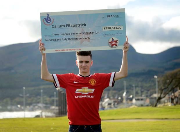 Callum Fitzpatrick (Belfasttelegraph)