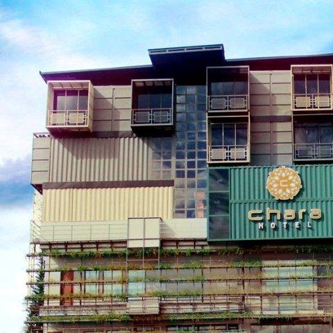 Chara Hotel Bandung (twitter.com)