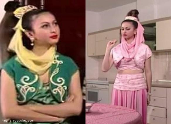 Diana Pungky sebagai Jinny (YouTube)
