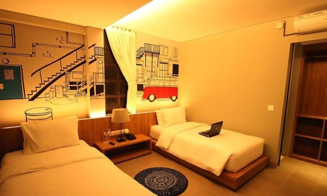 Kamar di Triple Seven Bed & Breakfast (pegipegi.com)