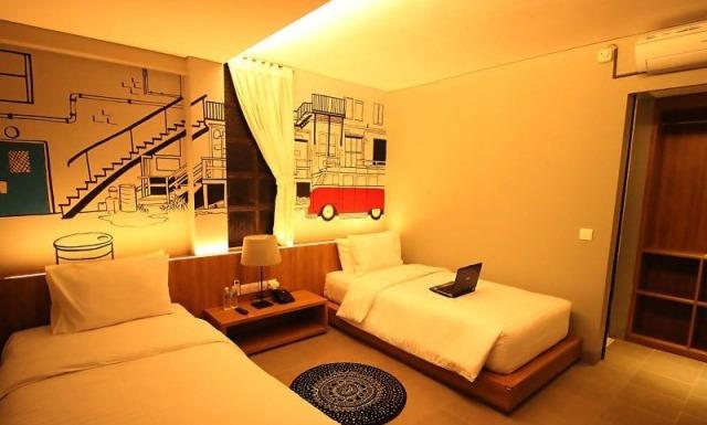 Kamar di Triple Seven Bed & Breakfast (pegipegi.com)