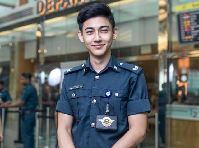 Lee Minwei (Facebook)