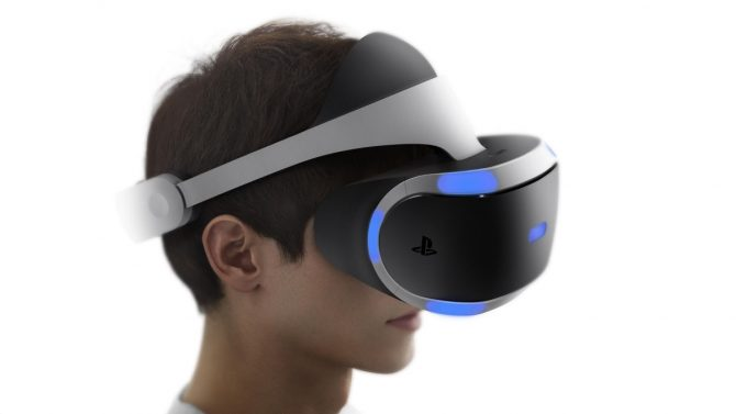 PlayStation VR (Wearable)