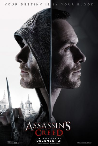 Poster Assassin's Creed (20th Century Fox)