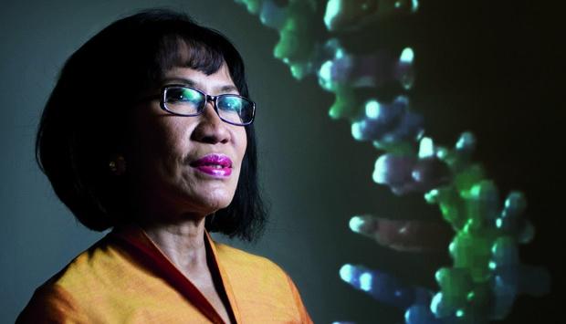 Prof Dr Herawati Sudoyo (Langitperempuan)