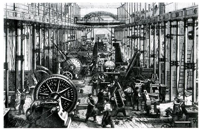 Revolusi Industri (Schoolhistory)