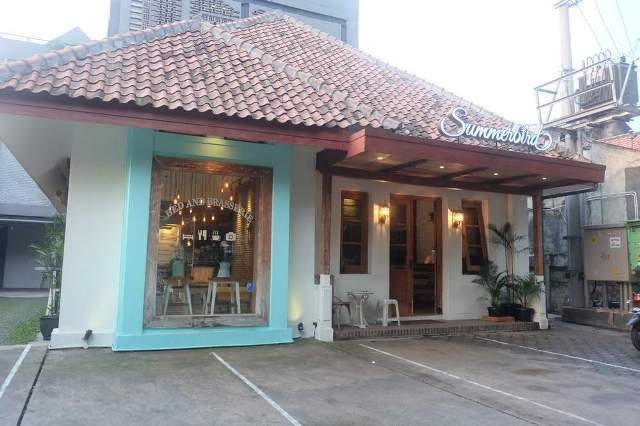 Summerbird Bed and Brasserie (mangajunreny.blogspot.co.id)