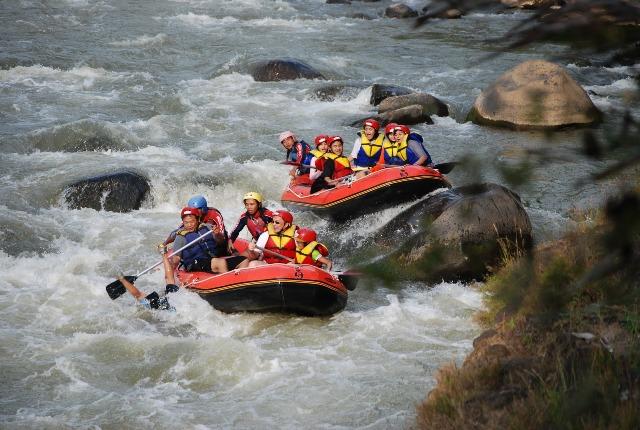 Sungai yang dilalui (arungjerammagelang.net)