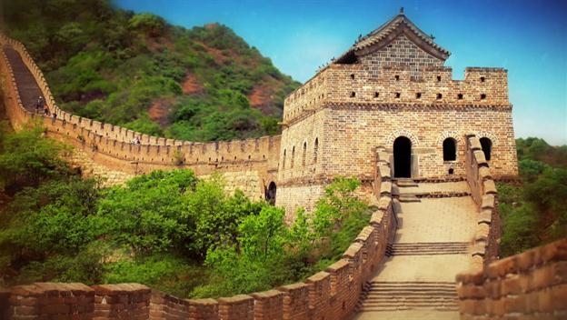 Tembok Besar China (History)