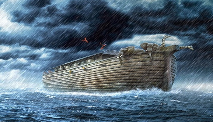Terungkap Secara Ilmiah Penyebab Banjir Besar Zaman Nabi Nuh