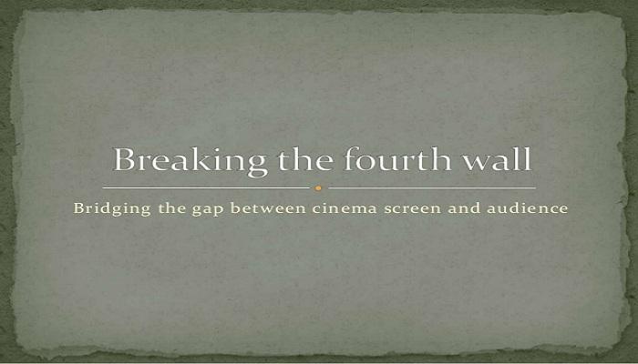 Mengenal Konsep Breaking The Fourth Wall dalam Film