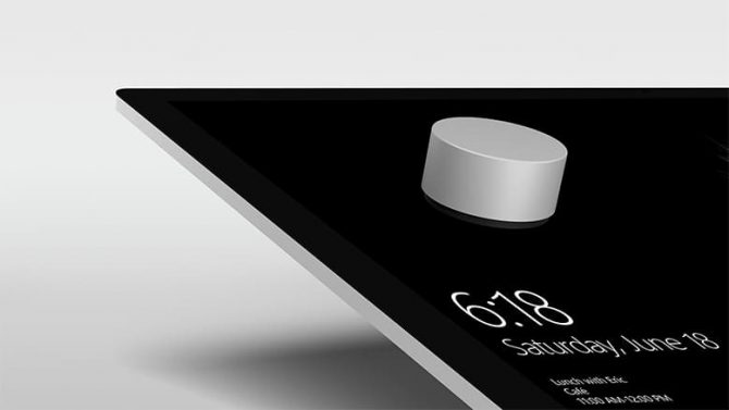 Surface Dial (Microsoft Store)