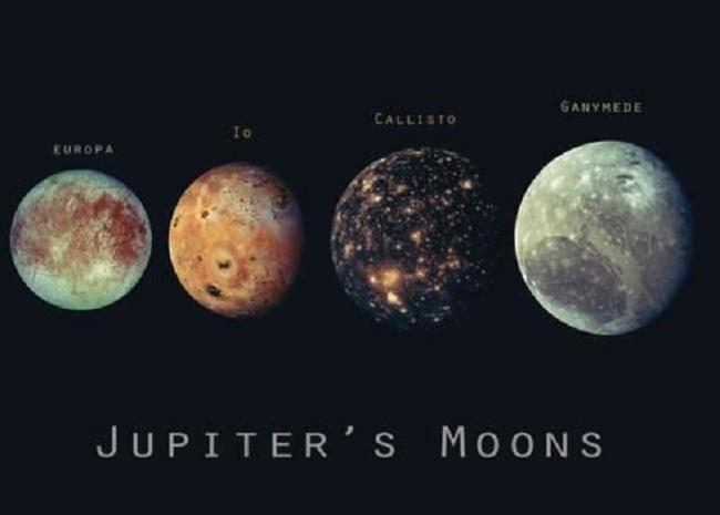 Bulan Jupiter (Pinterest)