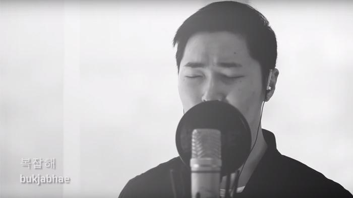 Keren, Ada Cowok Korea Cover Lagu Agnes Monica