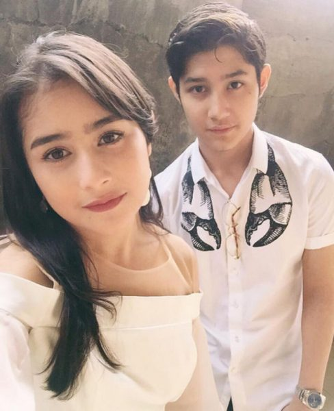 Prilly dan Rassya (instagram)