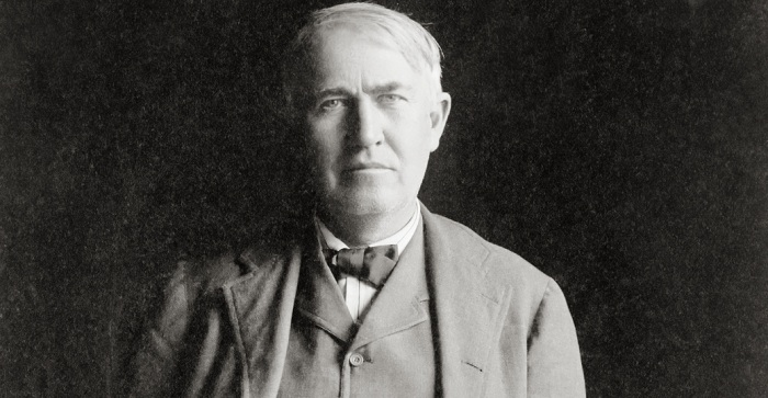 Fakta Menarik Thomas Alva Edison: Menolak Disebut 9.955 Kali Gagal