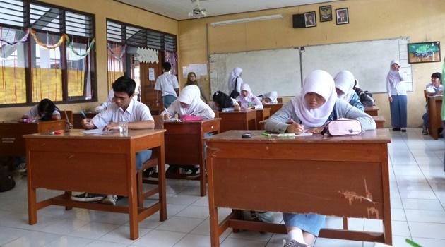 Ilustrasi sekolah (WowKeren)