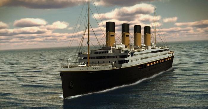 Titanic Bakal 'Reinkarnasi' dan Siap Berlayar Tahun 2018
