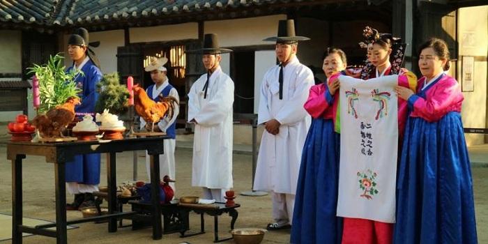 Mengunjungi Korean Folk Village, Tempat Syuting Film Sejarah Korea