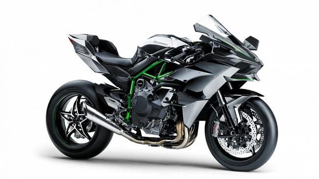 Kawasaki Ninja H2R (Kawasaki)