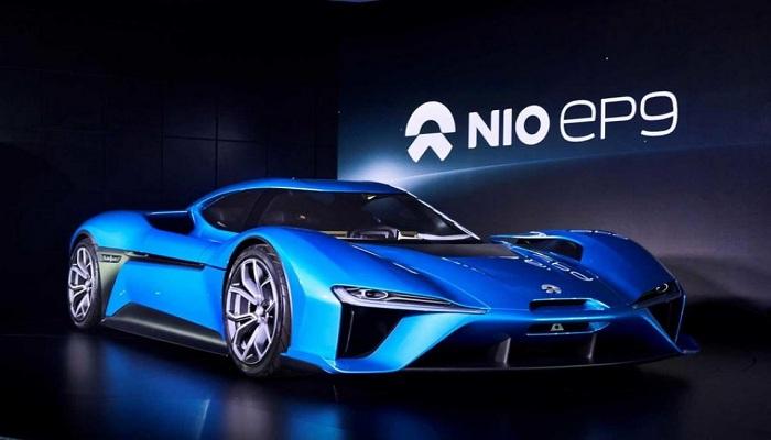 Desain Futuristik, Ini Dia Mobil Listrik Tercepat di Dunia