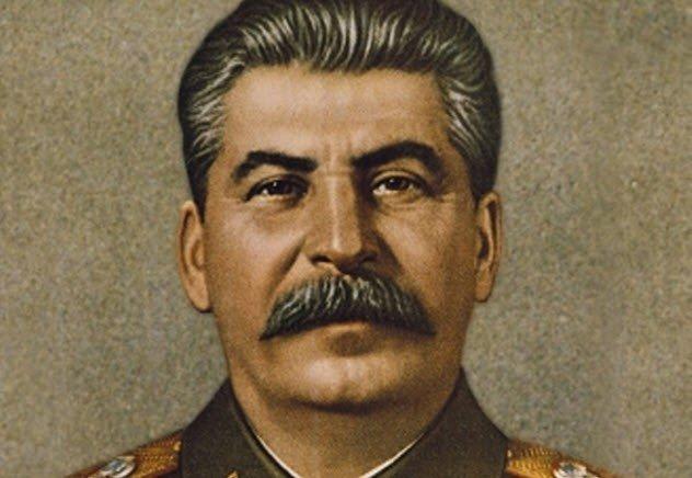 Joseph Stalin (Listverse)
