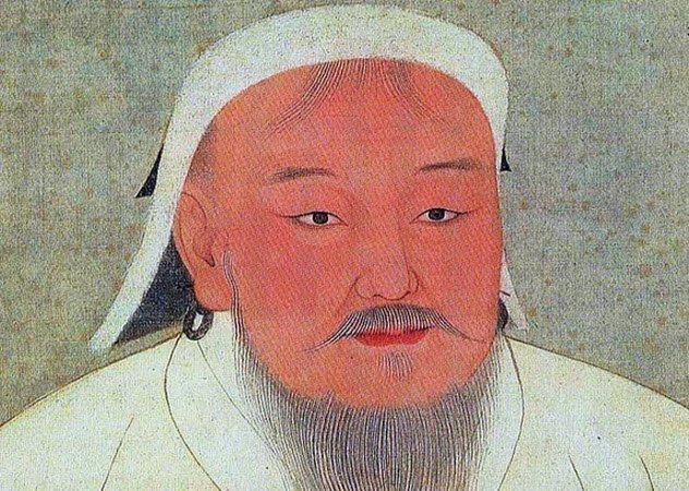 Genghis Khan (Listverse)