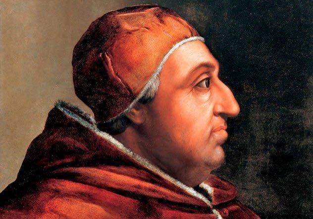 Paus Alexander VI (Listverse)