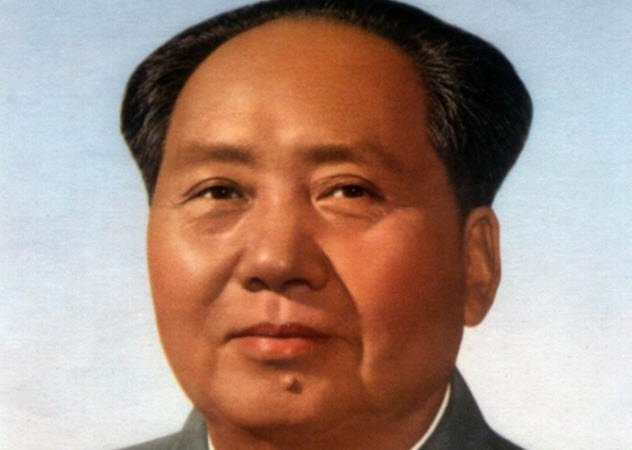 Mao Tse-tung (Listverse)