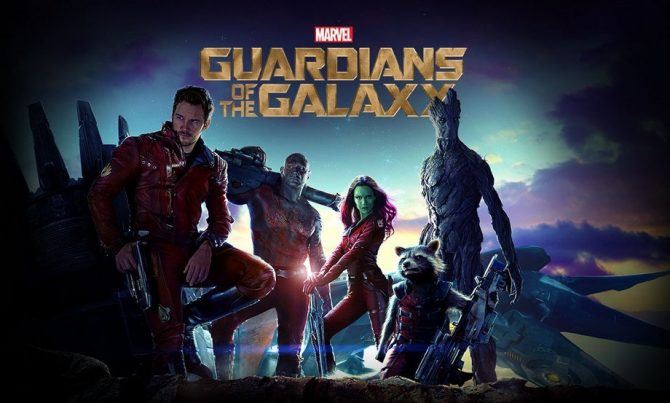 Guardians of the Galaxy (Kaskus)
