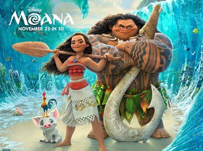 Film Moana (Walt Disney Movies)