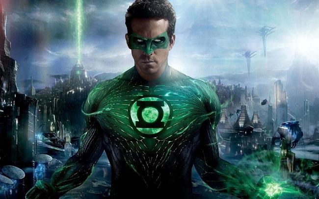 Green Lantern (Bustle)
