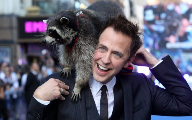 James Gunn (Thedailybeast)