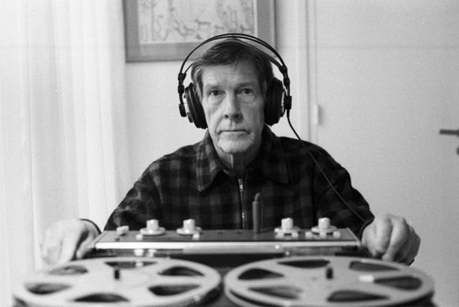 John Cage (The Vinyl Factory)