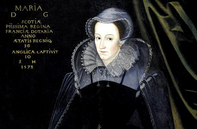 Mary the Queen of Scots (Rmg)