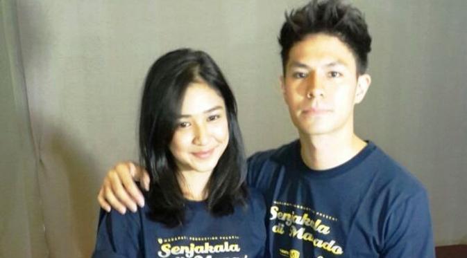 Potret Mesra Mikha Tambayong-Fero Walandouw, Serasi Banget!