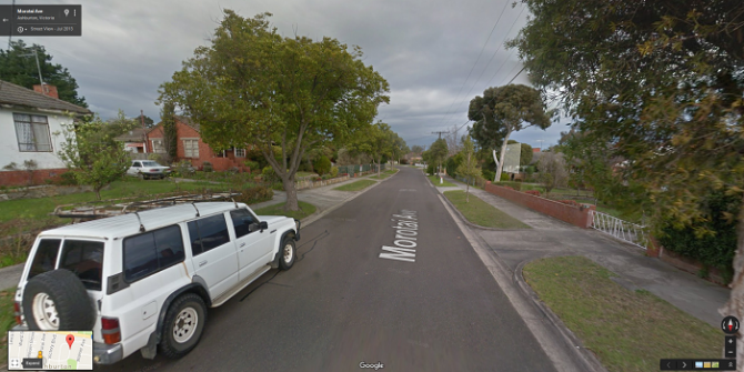 Morotai Ave (Google Maps)