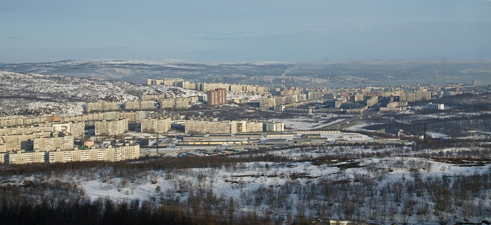 Murmansk, Kota yang Tak Disinari Matahari Selama 40 Hari