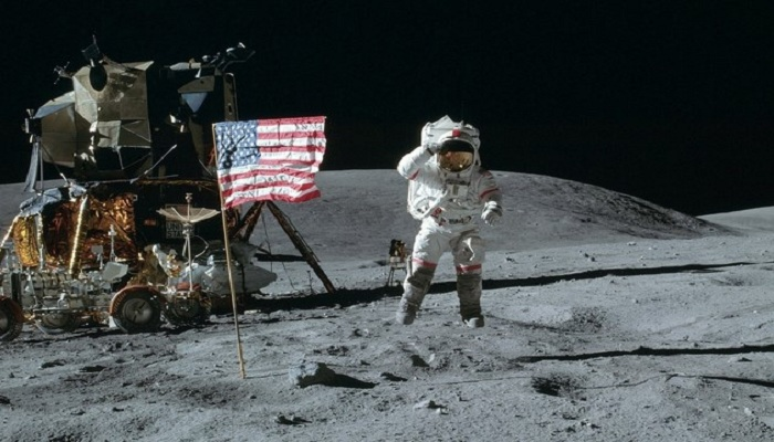 Inikah Bukti Pendaratan di Bulan Hanya Bohong Belaka?