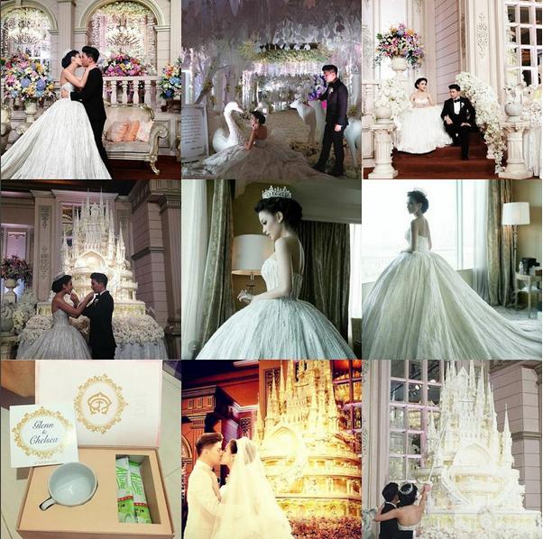 Pernikahan Glenn-Chelsea (Sapujagat)